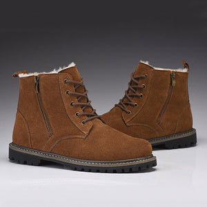 Antislip Damping Wear Resistant Men's Boots