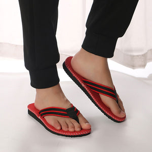 Comfortable Solid Color Leisure Men's Sandals