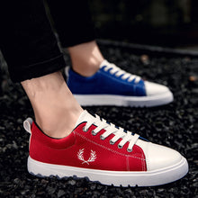 Colorblock Casual Student Shoes