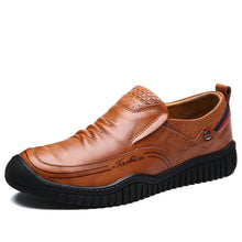 Hand-made Cow Leather Casual Shoes