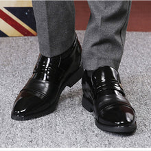 Business Formal Shoes With Increased Insole