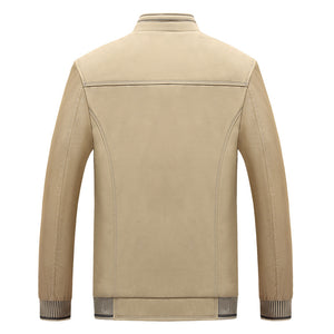 Pure Cotton Daily Leisure Thickening Men's Jacket