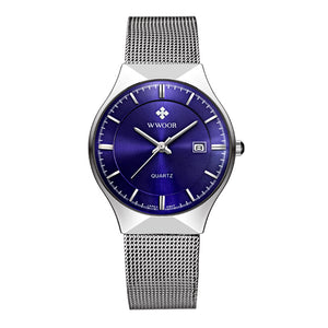 Men's Mesh Belt Watch