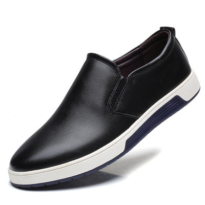 British Leather Causal Shoes