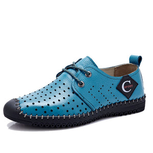 Fanshion Casual Breathable Hollow Shoes