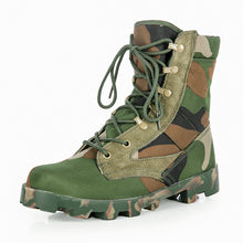 Camouflage Breathable Hiking Men's Boots