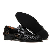 Business Breathable Genuine Leather Shoes