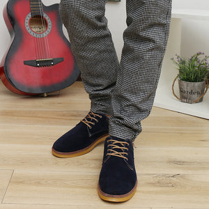 Dull Polish Casual Shoes
