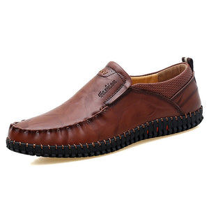 Hand-made Casual Leather Shoes