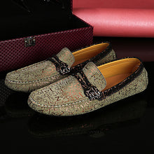 Air-permeable Leisure Driving Comfort Men's Loafers