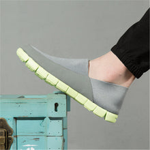 Breathable Lightweight Leisure Mesh Cloth Shoes