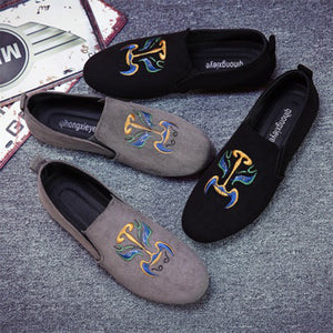 Men's Canvas Casual Loafer