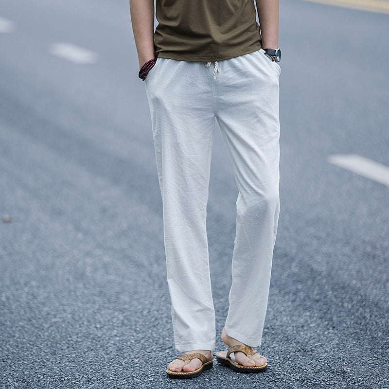 Casual Linen Pants