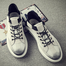 Breathable Patchwork Mesh Men's Sneakers