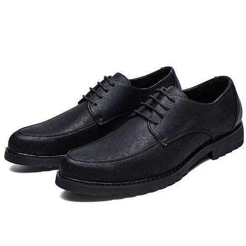Simple Multi Purpose Pure Color Men's Oxfords