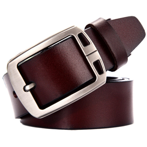 Genuine Leather Alloy Multi Purpose Men's Belts