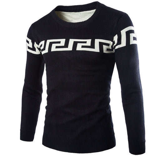 Pure Color Sweater Sleeve Head Men's Hoodies