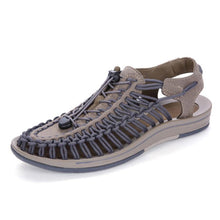 Suede Gladiator Sandals Knit Water Shoes