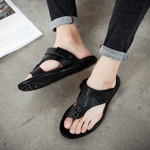 Genuine Leather Breathable Sandals