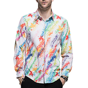 Full Colourr Long Sleeve Shirt