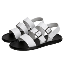 Leather Beach Roma Sandals