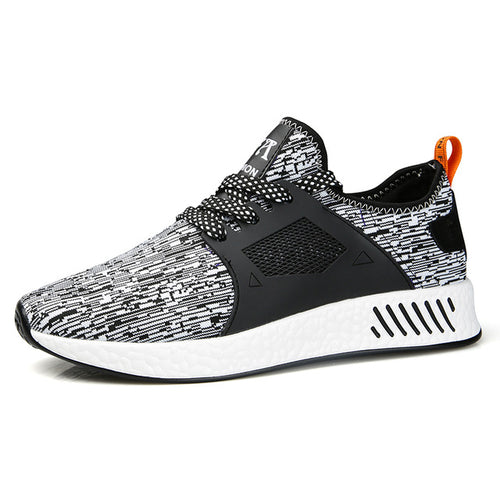 Outdoor Walking Unisex Breathable Sneakers