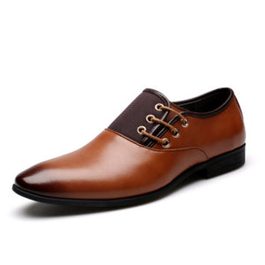 Men's Business Leather Oxford Shoes