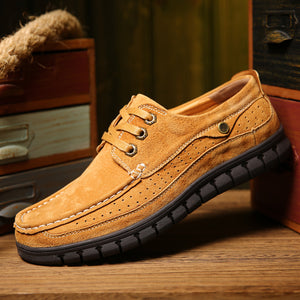 Anti-velvet Tooling Leisure Men'a Casual Shoes