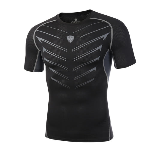 Running Breathable Sports T-shirt