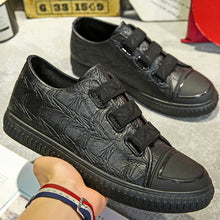 Stitching Thick Bottom Anti-skid Men's Casual Shoes