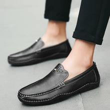 Antiskid Driving With Leisure Beans Men's Loafers