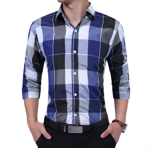 Plaid Casual shirt