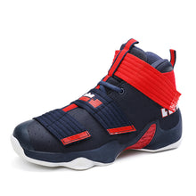 Sticky Strap Basketball Shoes