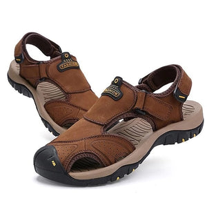 Anti-collision Toe Shock Absorption Sandals