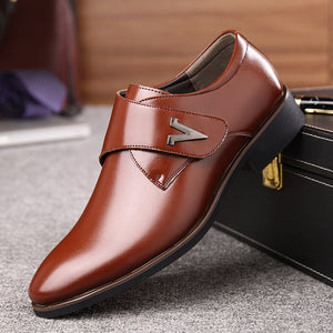 British Oxford Shoes
