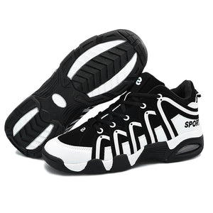Air Cushion Basketball High Help Men's Sneakers