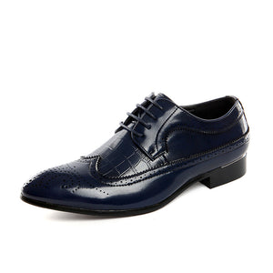 Big Size Brock Formal Shoes