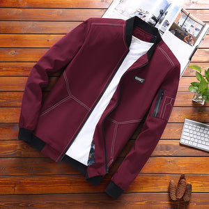 8XL Large Size Casual Jacket