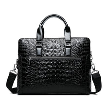 Alligator Pattern Cross Body