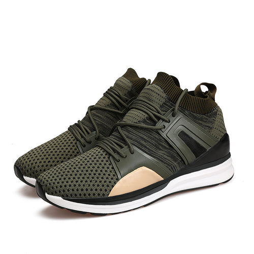 Coconut Soft Bottom Running Men's Sneakers