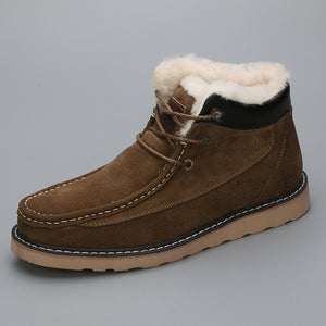 Antislip Warm Wear Resistant Men's Boots