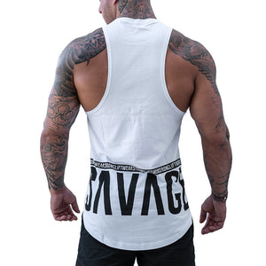 Breathable Cotton Vest