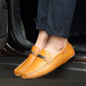 Business Cow Leather  Breathable Shoes