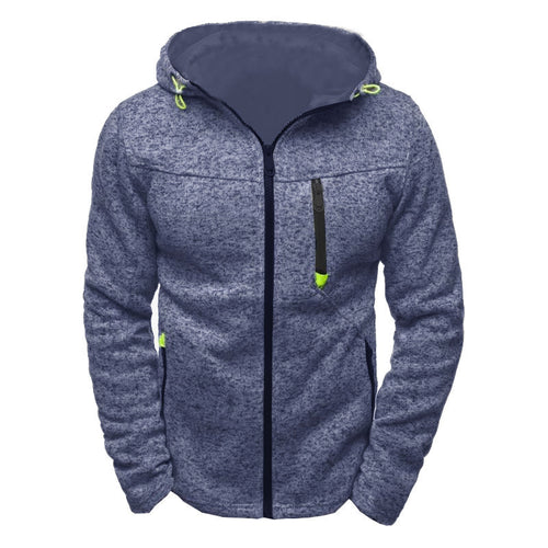 Sports Leisure Jacquard Hoodies