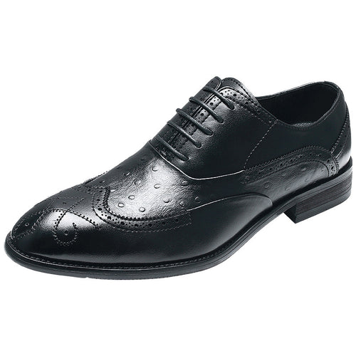 Bullock Increase Breathable Men's Oxfords