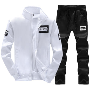 Casual Long Sleeve Sports Set