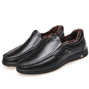 Antislip Warm Lightweight Men's Casual Shoes