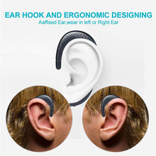 Bone Conduction Stereo Hanging Ear Business Earphone