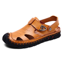 Breathable Ornamental Lonely Men's Sandals