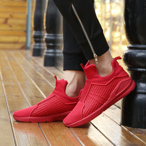 High Top Breathable Men Sport Shoes